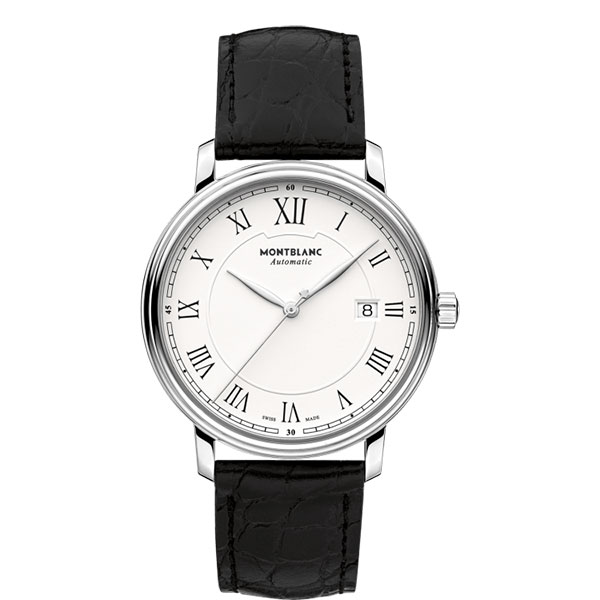 112609 Montblanc Tradition Date Automatic