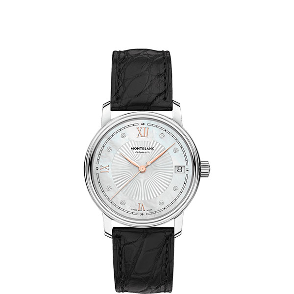 114957 Montblanc Tradition Date Automatic