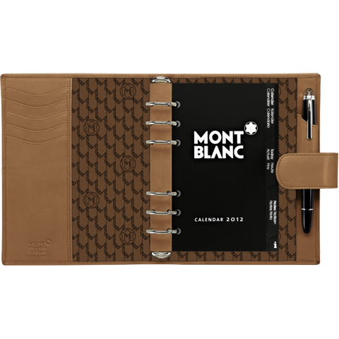 "109223 Органайзер Montblanc ""Diaries & Notes"""