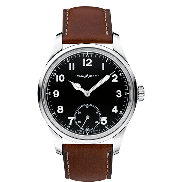 112638 Montblanc 1858 Manual Small Second
