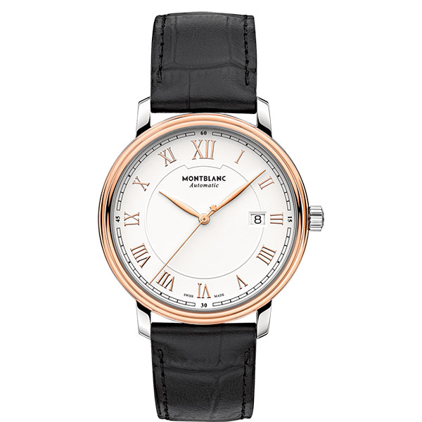 114336 Montblanc Tradition Date Automatic
